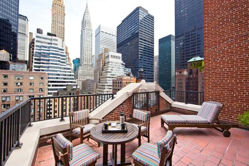 The Court - A St Giles Hotel - New York - Balcony