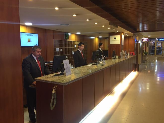 Hotel City House Florida Norte - Madrid - Recepción