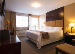 Skky Hotel - Whitehorse - Bedroom