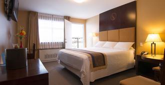 Skky Hotel - Whitehorse - Makuuhuone