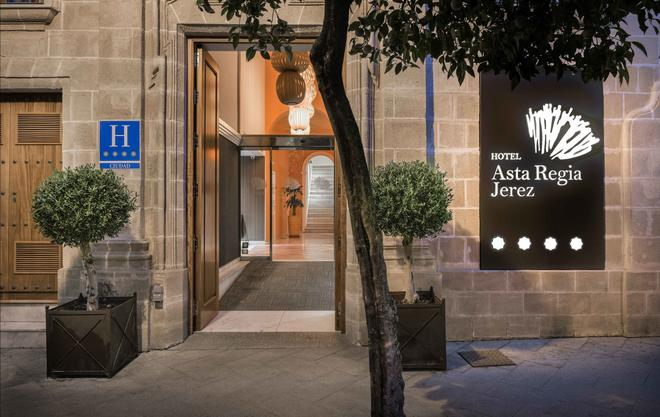 Eurostars Asta Regia - Jerez de la Frontera - Building