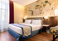 Eurostars Museum - Lisbon - Bedroom