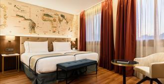 Eurostars Museum - ליסבון - חדר שינה