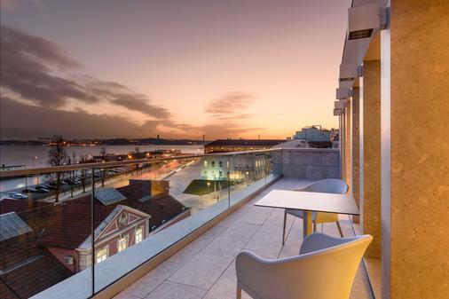 Eurostars Museum - Lisbon - Balcony