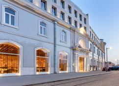Eurostars Museum - Lissabon - Gebouw