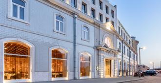 Eurostars Museum - Lisbon - Building