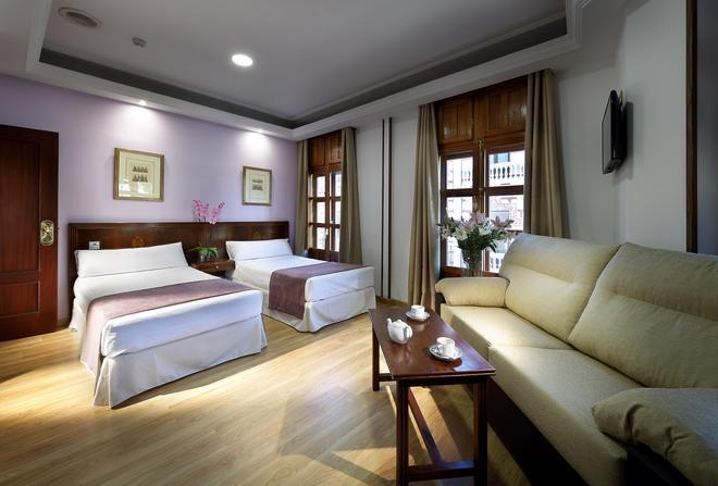 Exe Triunfo Granada - Γρανάδα - Κρεβατοκάμαρα