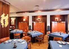 切斯金多斯酒店 - 里昂 - 萊昂 - 餐廳