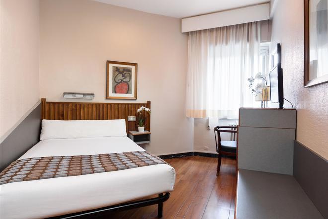 切斯金多斯酒店 - 里昂 - 萊昂 - 臥室