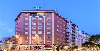 Hotel Quindós - Leon - Bâtiment