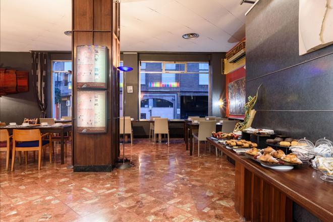 切斯金多斯酒店 - 里昂 - 萊昂 - 自助餐