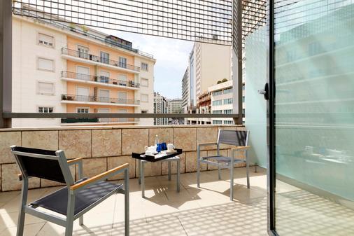 Eurostars Lisboa Parque - Lisbon - Balcony