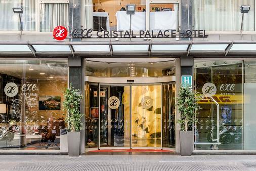 Exe Cristal Palace - Barcelona - Edificio