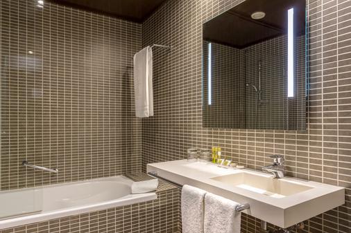 Eurostars Monte Real - Madrid - Bathroom