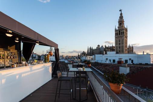 Eurostars Sevilla Boutique - Sevilla - Balcony