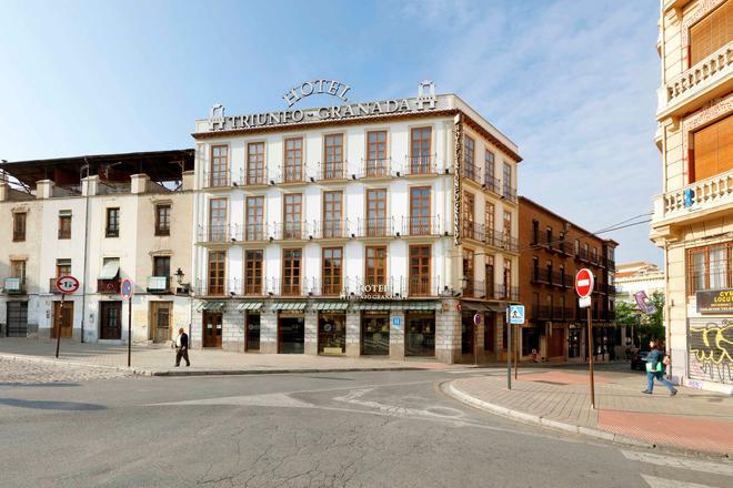 Exe Triunfo Granada - Γρανάδα - Κτίριο