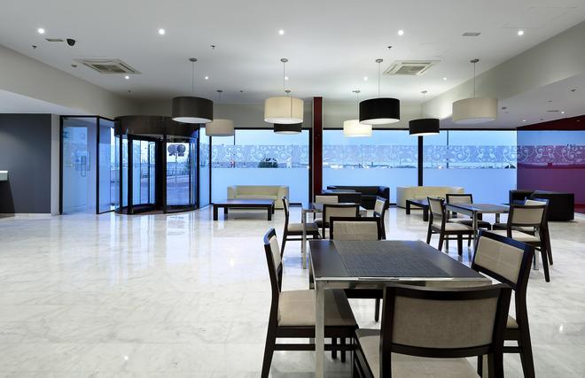 Hotel Eurostars Zaragoza - Zaragoza - Lobby