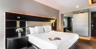 Exe Cities Reforma - Mexico City - Bedroom