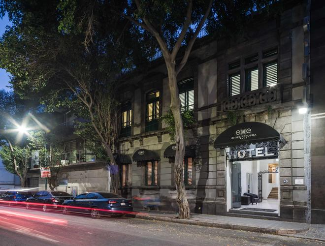 Exe Cities Reforma - Ciudad de México - Edificio