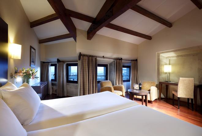 Eurostars Palacio Santa Marta - Trujillo - Bedroom