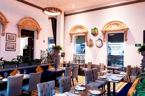 Ikonik Hotel Puebla - Puebla City - Buffet