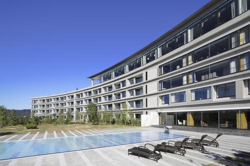 Shima Kanko Hotel The Bay Suites - Shima - Toà nhà
