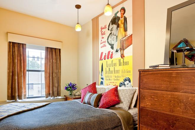 Chelsea Pines Inn - New York - Makuuhuone
