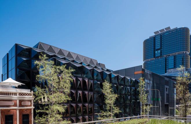 西悉尼酒店 - 悉尼希爾頓格芮精選酒店 - 雪梨 - 建築