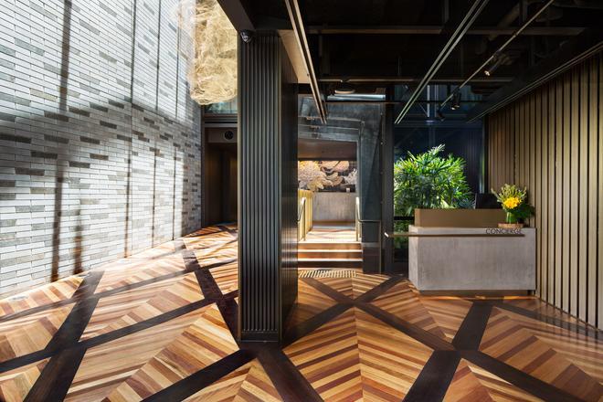 西悉尼酒店 - 悉尼希爾頓格芮精選酒店 - 雪梨 - 大廳