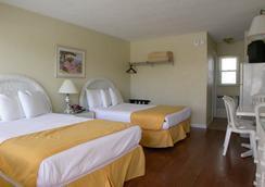 American Safari Motel - Wildwood Crest - Bedroom
