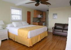 美國游獵汽車旅館 - 威爾伍德克拉斯特 - 臥室