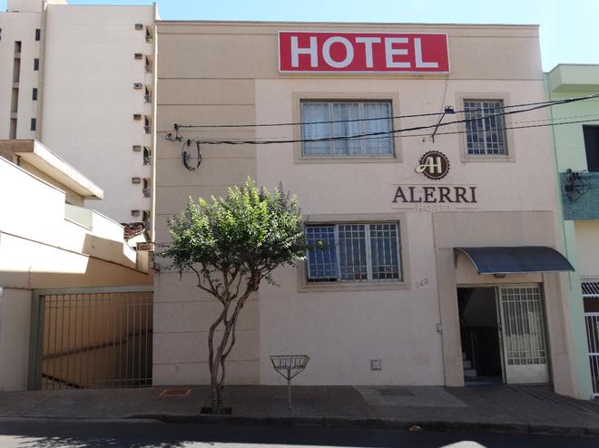 Alerri Hotel - Ribeirão Preto - Outdoors view