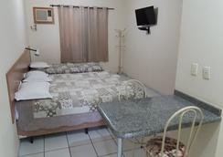 Alerri Hotel - Ribeirão Preto - Slaapkamer