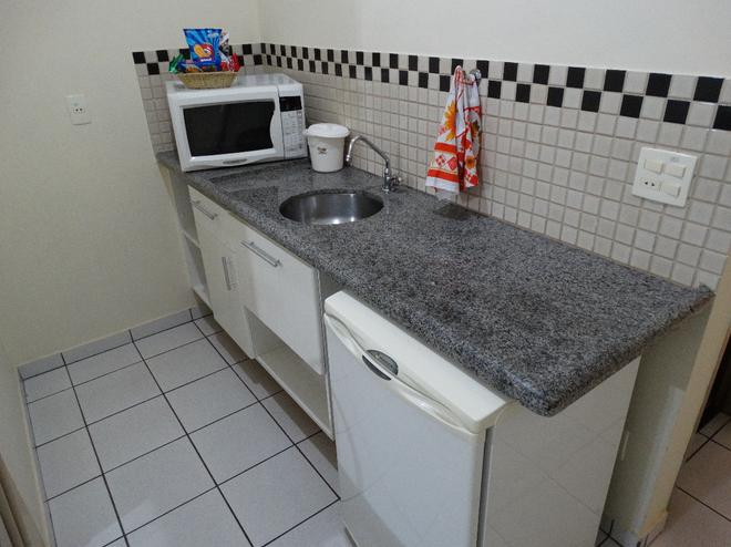 Alerri Hotel - Ribeirão Preto - Keuken