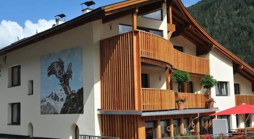 Adler Hotel-Pension - Fulpmes - Outdoor view