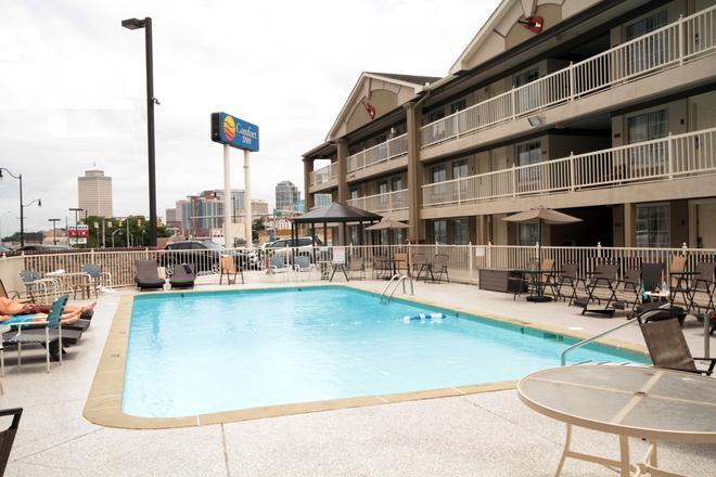 納什維爾市區凱富酒店 - 納什維爾 - 納什維爾(田納西州) - 游泳池