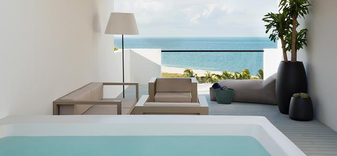 Finest Playa Mujeres by The Excellence Collection - Cancún - Balcony