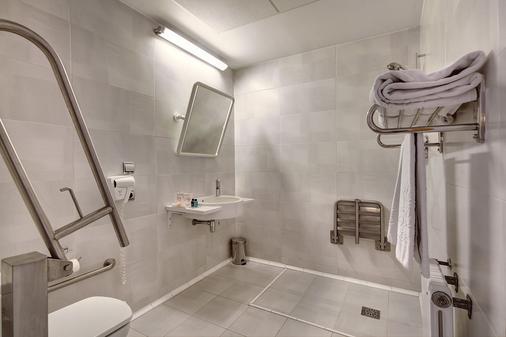 Hotel Sercotel Villa Gomá - Zaragoza - Bathroom