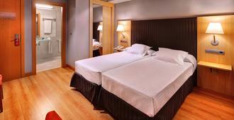Hospedium Hotel Villa Gomá - Saragosse - Chambre