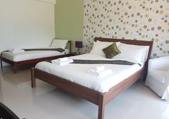 The Hillside Pranburi Resort - Pran Buri - Bedroom
