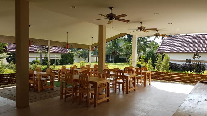 The Hillside Pranburi Resort - Pran Buri - Restaurant