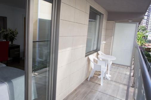 Los Alamos - Benidorm - Balcony