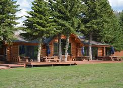 The Hatchet Resort - Moran - Vista del exterior