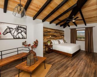 Hacienda Los Picachos - San Miguel de Allende - Bedroom