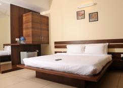 Hotel 3 Leaves - Kolhāpur - Bedroom
