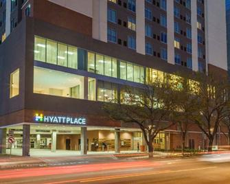 Hyatt Place Houston/Galleria - Houston - Building