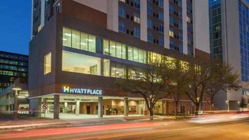 Hyatt Place Houston/Galleria - Houston - Gebäude