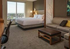 Hyatt Place Houston/Galleria - Houston - Schlafzimmer