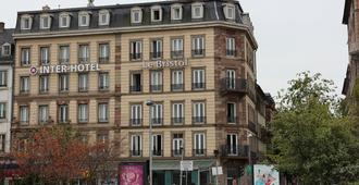 The Originals le Bristol*** Strasbourg Centre-Gare - Estrasburgo - Edificio