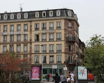 The Originals le Bristol*** Strasbourg Centre-Gare - Estrasburgo - Edificio